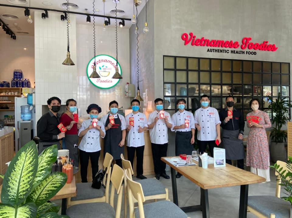 VIETNAMESE FOODIES