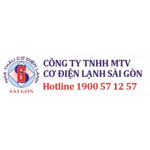 CÔNG TY TNHH MTV CƠ ĐIỆN LẠNH SÀI GÒN