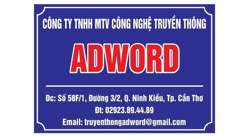 CÔNG TY TNHH MTV ỨNG DỤNG TRUYỀN THÔNG ADWORDS